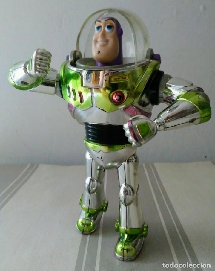 Figuras de acción: Buzz lightyear toy story disney - Foto 2 - 173661039