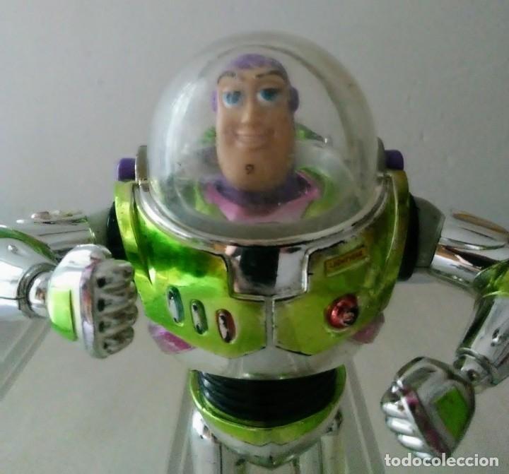 Figuras de acción: Buzz lightyear toy story disney - Foto 4 - 173661039