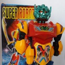 Figuras de acción: SUPER ROBOT FUTURE ROBOT SUPER CHANGE DE LA MARCA YAHUAN REFERENCIA 8230 - A ESTRENAR. Lote 174757350