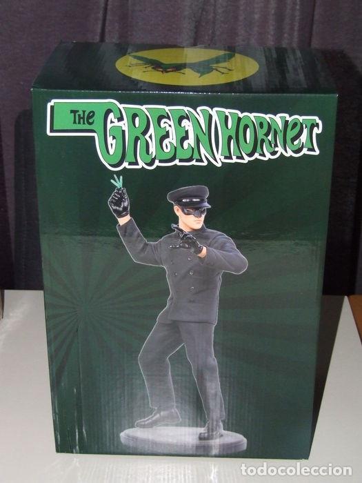 Figuras de acción: green hornet - Bruce lee - Hollywood Collectibles - ESCALA 1:6 - Estatua kato - Foto 2 - 174966774