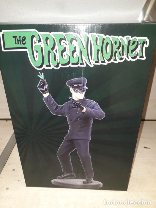 Figuras de acción: green hornet - Bruce lee - Hollywood Collectibles - ESCALA 1:6 - Estatua kato - Foto 3 - 174966774