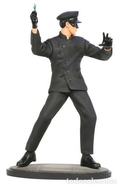 Figuras de acción: green hornet - Bruce lee - Hollywood Collectibles - ESCALA 1:6 - Estatua kato - Foto 7 - 174966774