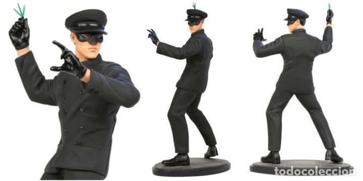 Figuras de acción: green hornet - Bruce lee - Hollywood Collectibles - ESCALA 1:6 - Estatua kato - Foto 8 - 174966774