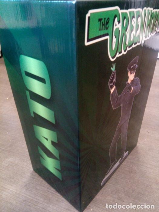 Figuras de acción: green hornet - Bruce lee - Hollywood Collectibles - ESCALA 1:6 - Estatua kato - Foto 10 - 174966774