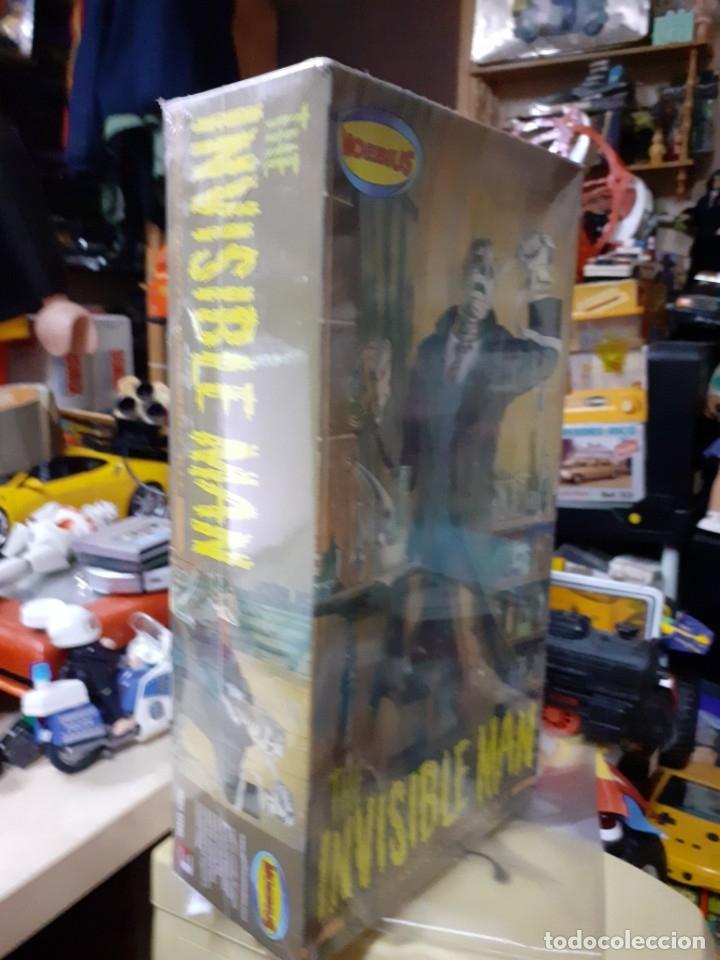 Figuras de acción: Moebius Kit.El Hombre Invisible.Invisible Man Kit de montaje. - Foto 2 - 175747824