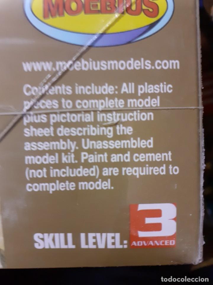Figuras de acción: Moebius Kit.El Hombre Invisible.Invisible Man Kit de montaje. - Foto 3 - 175747824