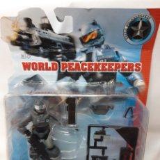 Figuras de acción: STANDARD SUIT WORLD PEACEKEEPERS. Lote 176063922