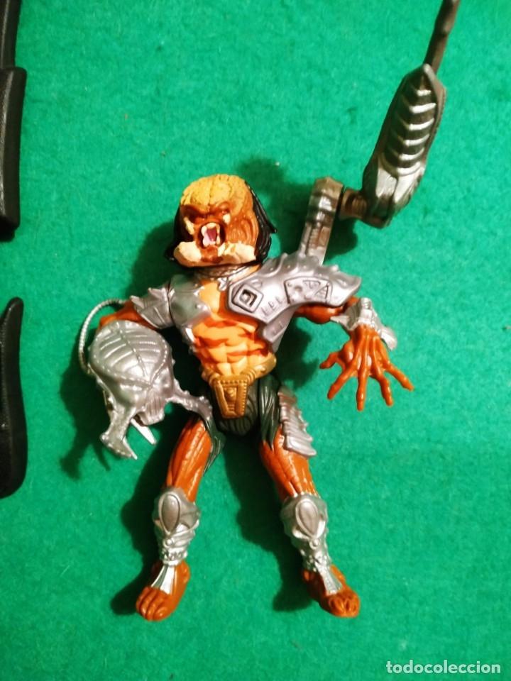 Figuras de acción: Alien Aliens Predator Kenner - Foto 5 - 176145064
