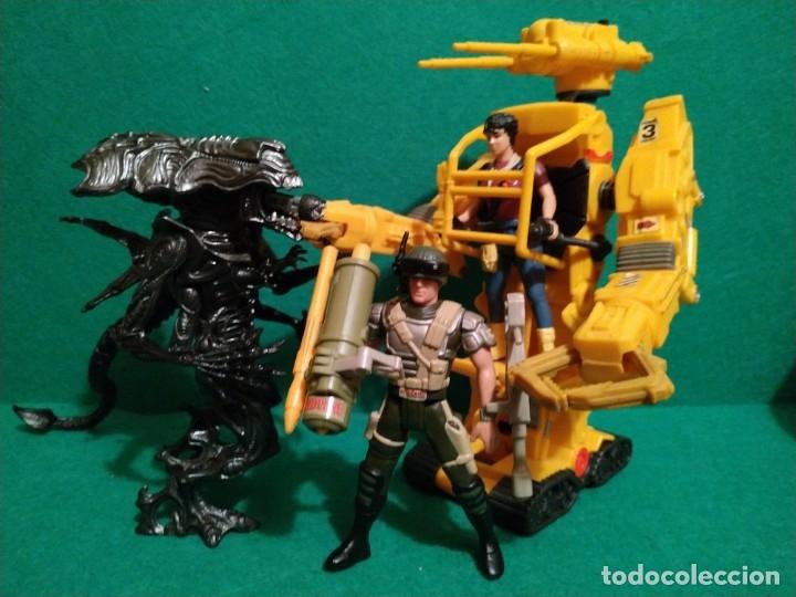 Figuras de acción: Alien Aliens Predator Kenner - Foto 8 - 176145064