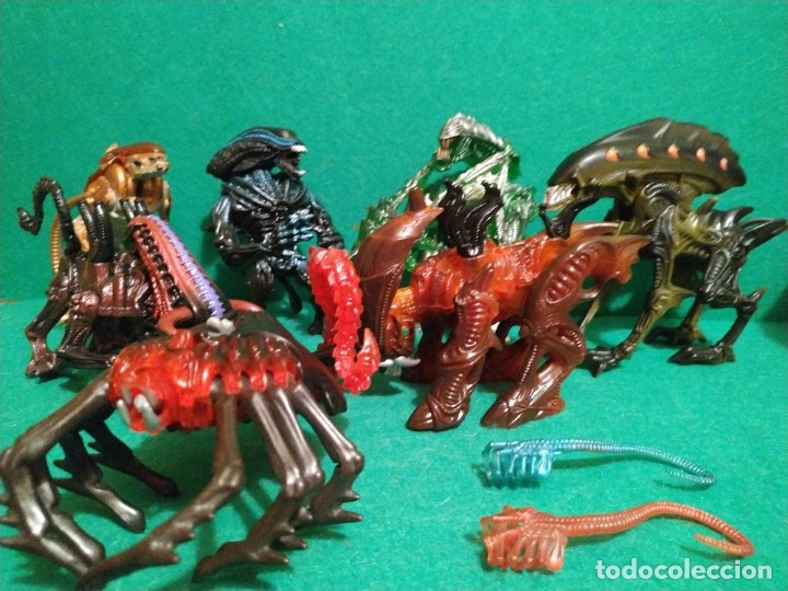 Figuras de acción: Alien Aliens Predator Kenner - Foto 16 - 176145064