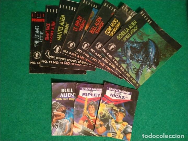 Figuras de acción: Alien Aliens Predator Kenner - Foto 25 - 176145064