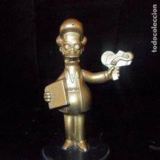 Figurines d'action: APU - LOS SIMPSON THE MOVIE - FIGURA CON SONIDO EN ESPAÑOL- FOX 2007 BURGER KING -. Lote 176831793