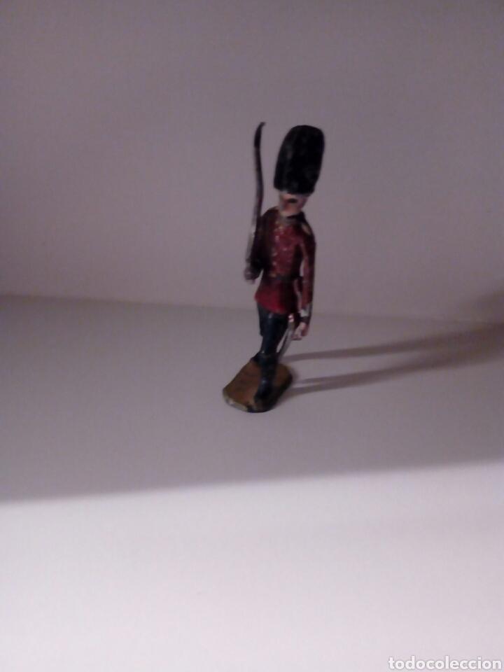 SOLDADO DE PLOMO GUARDIA REAL INGLES - BOBY - DE CAPELL BARCELONA (Juguetes - Figuras de Acción - Otras Figuras de Acción)