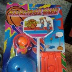 Figuras de acción: JUEGO EMBLISTADO AÑOS 80/90 PVC BASKETBALL GAME. Lote 177307768