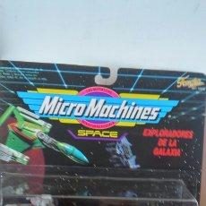 Figuras de acción: MICROMACHINES EXPLORADORES GALAXIA 6.MICRO MACHINES SPACE.FAMOSA 1993.SIN ABRIR.. Lote 206899261
