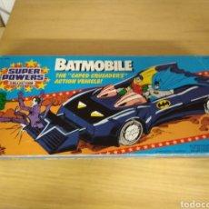 Figuras de acción: BATMAN BATMOBILE SUPERPOWERS CAJA VACÍA. Lote 179063201