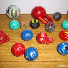 Figuras de acción: (TC-230/19) TRANSFORMER BAKUGAN. Lote 179343722