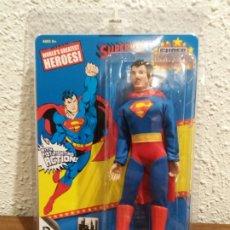 Figuras de acción: FIGURA ARTICULADA SUPERMAN SUPER POWERS 8 PULGADAS. Lote 180289807
