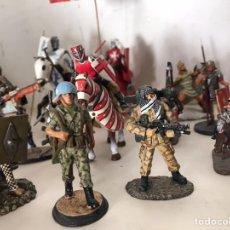 Figuras de acción: LOTE DE FIGURAS MEDIEVALES Y SOLDADOS. Lote 180409485
