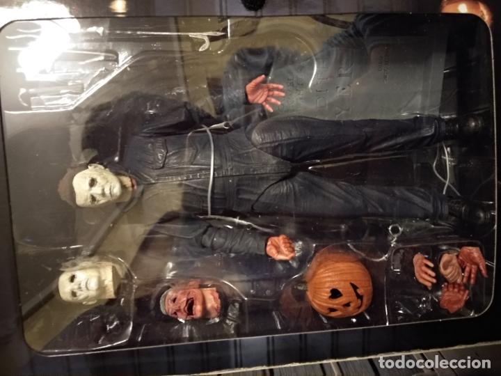 NECA Halloween Ultimate Michael Myers 7 pulgadas Figura