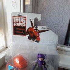 Figuras de acción: BIG HERO 6, HIRO HAMADA. Lote 181203672