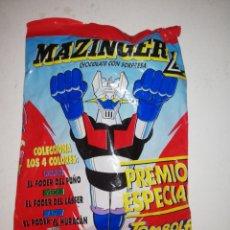 Figuras de acción: SOBRE MAZINGER Z. Lote 181874131