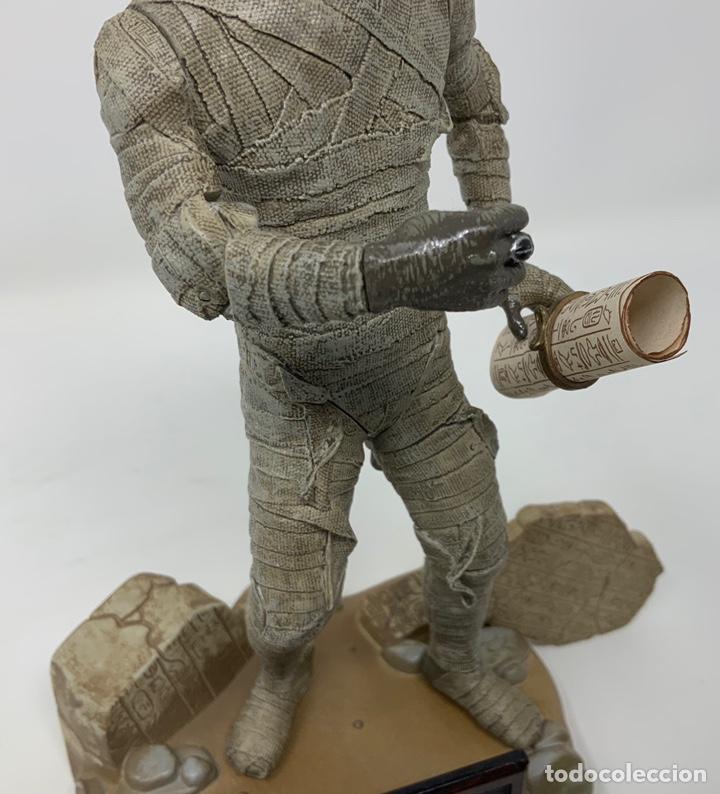 Figuras de acción: THE MUMMY BORIS KARLOFF 1932 FIGURA SIDESHOW. 21cm - Foto 3 - 181730023