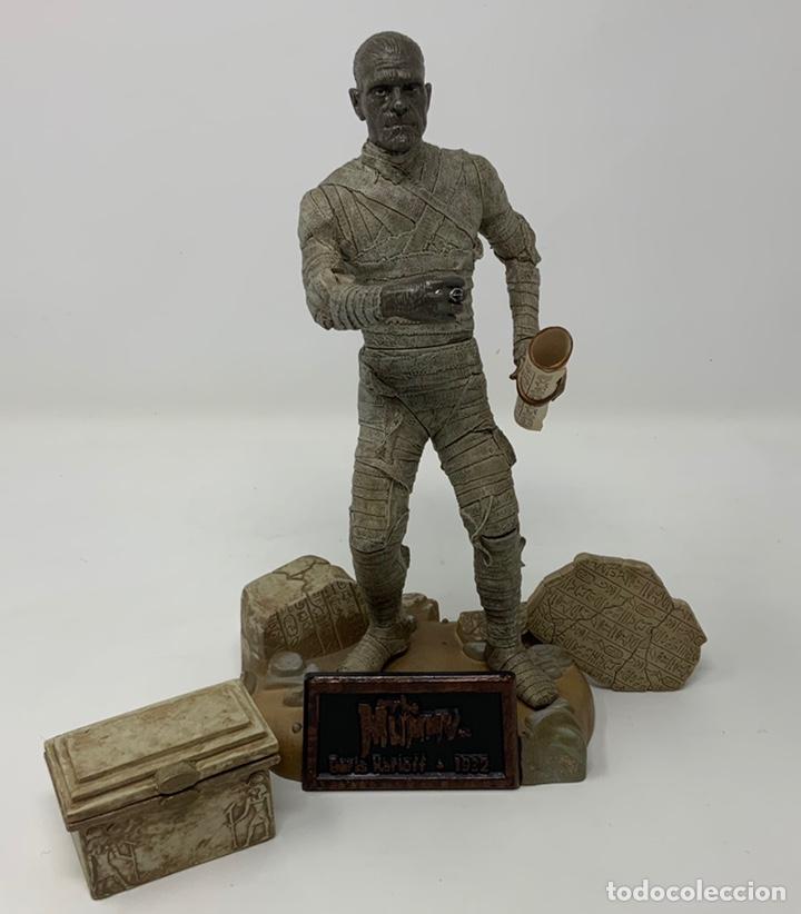THE MUMMY BORIS KARLOFF 1932 FIGURA SIDESHOW. 21CM (Juguetes - Figuras de Acción - Otras Figuras de Acción)