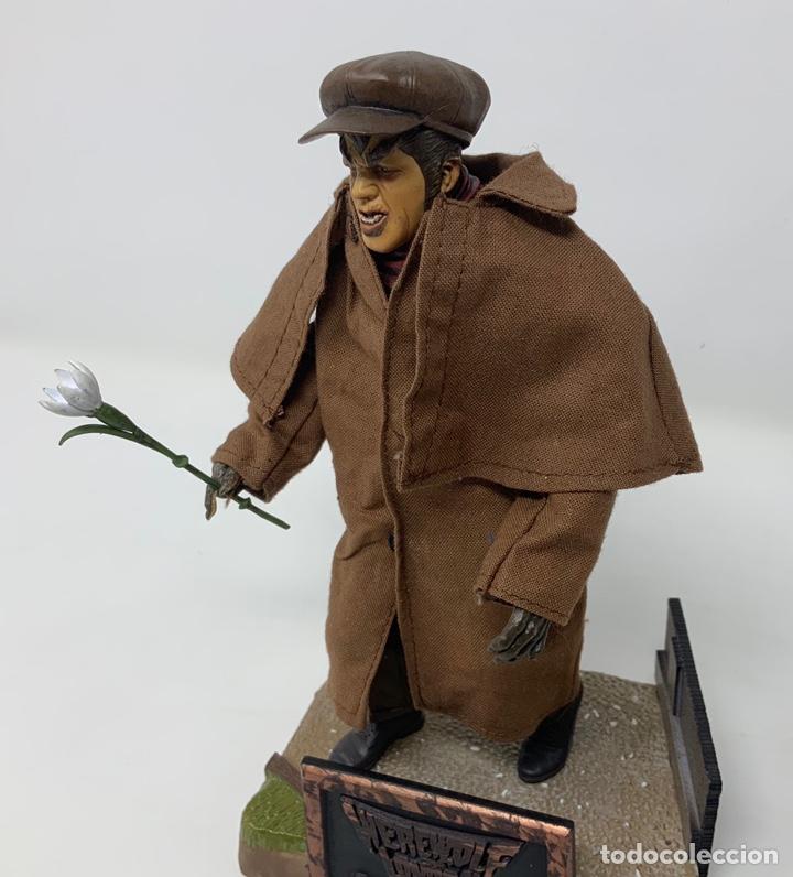 Figuras de acción: WEREWOLF OF LONDON HENRY HULL 1935 FIGURA SIDESHOW. 21cm - Foto 4 - 181730790