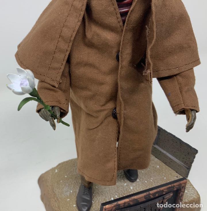 Figuras de acción: WEREWOLF OF LONDON HENRY HULL 1935 FIGURA SIDESHOW. 21cm - Foto 5 - 181730790