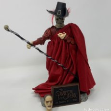 Figuras de acción: THE PHANTHOM OF THE OPERA LON CHANEY SR. 1925 FIGURA SIDESHOW. 21CM. Lote 181734291