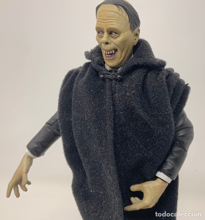 Figuras de acción: THE PHANTOM OF THE OPERA LON CHANEY SR. 1925 FIGURA SIDESHOW. 21cm - Foto 4 - 181886106