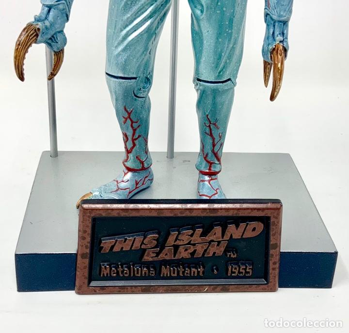 Figuras de acción: THIS ISLAND EARTH 1955 FIGURA SIDESHOW. 21cm - Foto 5 - 181892487