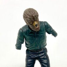 Figuras de acción: THE WOLF MAN DE LON CHANEY JR. 1941 FIGURA SIDESHOW. 21CM. Lote 181908722