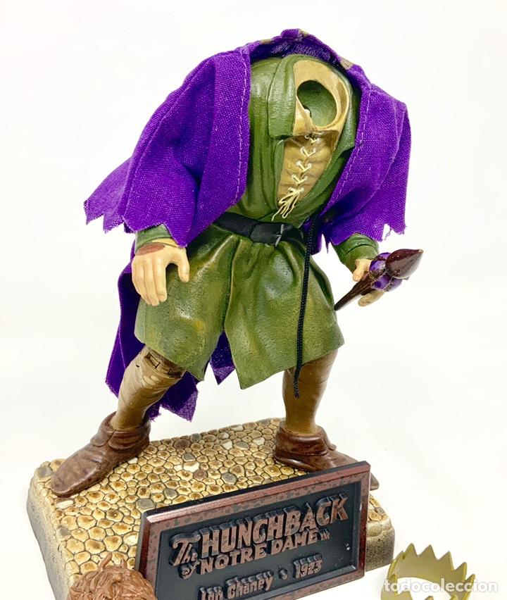 Figuras de acción: THE HUNCHBACK LONG CHANEY 1923 FIGURA SIDESHOW. 21cm - Foto 2 - 181910988