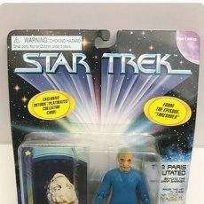 Figuras de acción: TOM PARIS MUTATED.STAR TREK.PLAYMATES.1997.. Lote 181949063