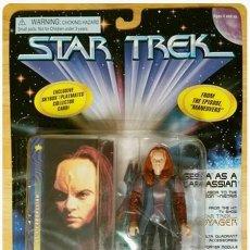 Figuras de acción: SESKA CARDASSIAN.STAR TREK.PLAYMATES.1997. Lote 181949433