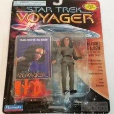 Figuras de acción: B´ELANNA TORRES.STAR TREK VOYAGER.PLAYMATES.1996.. Lote 181951170