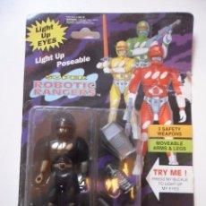 Figuras de acción: SUPER ROBOTICS RANGERS POWER RANGERS BOOTLEG SOMA 1994. Lote 182033527