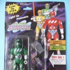 Figuras de acción: SUPER ROBOTICS RANGERS POWER RANGERS BOOTLEG SOMA 1994. Lote 182033735