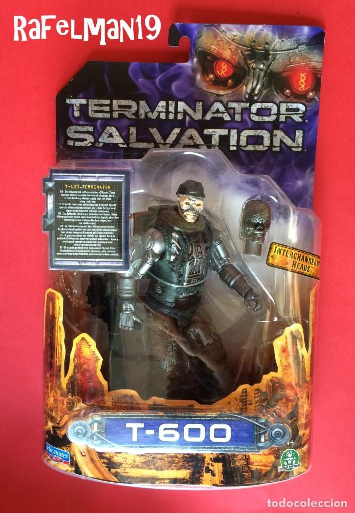 TERMINATOR SALVATION - T-600 - MOC (Juguetes - Figuras de Acción - Otras Figuras de Acción)