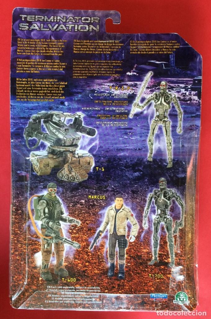 Figuras de acción: TERMINATOR SALVATION - T-600 - MOC - Foto 2 - 182309188