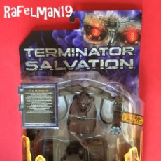 Figuras de acción: TERMINATOR SALVATION - T-1 - MOC. Lote 182309452