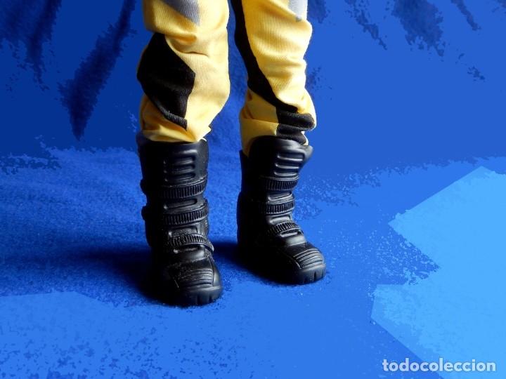 Figuras de acción: MAX THUNDER, FIGURA DE ACTION DEFENDER - FAMOMAN DE FAMOSA - 1998, ORIGINAL - BUEN ESTADO - Foto 5 - 182671256