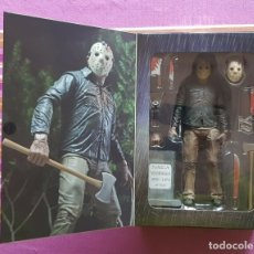 Figuras de acción: FRIDAY THE 13TH: THE FINAL CHAPTER ULTIMATE JASON FIGURE NECA 100% ORIGINAL VIERNES 13 18CM. Lote 183213631