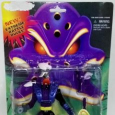 Figuras de acción: FIGURA DE ACCIÓN VINTAGE - MIGHTY DUCKS - TRIPLE SWORD DUKE L´ORANGE - BLISTER ORIGINAL. Lote 183502572