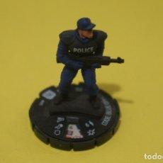 Figuras de acción: MUÑECO HEROCLIX DE CODE: BLUE OFFICER. Lote 183903713