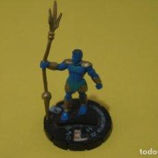 Figuras de acción: MUÑECO HEROCLIX DE ATLANTEAN WARRIOR. Lote 183904291