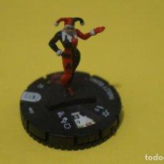 Figuras de acción: MUÑECO HEROCLIX DE HARLEY QUINN. Lote 183904392