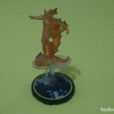 Figuras de acción: MUÑECO HEROCLIX DE LA ANTORCHA HUMANA HUMAN TORCH. Lote 183904447